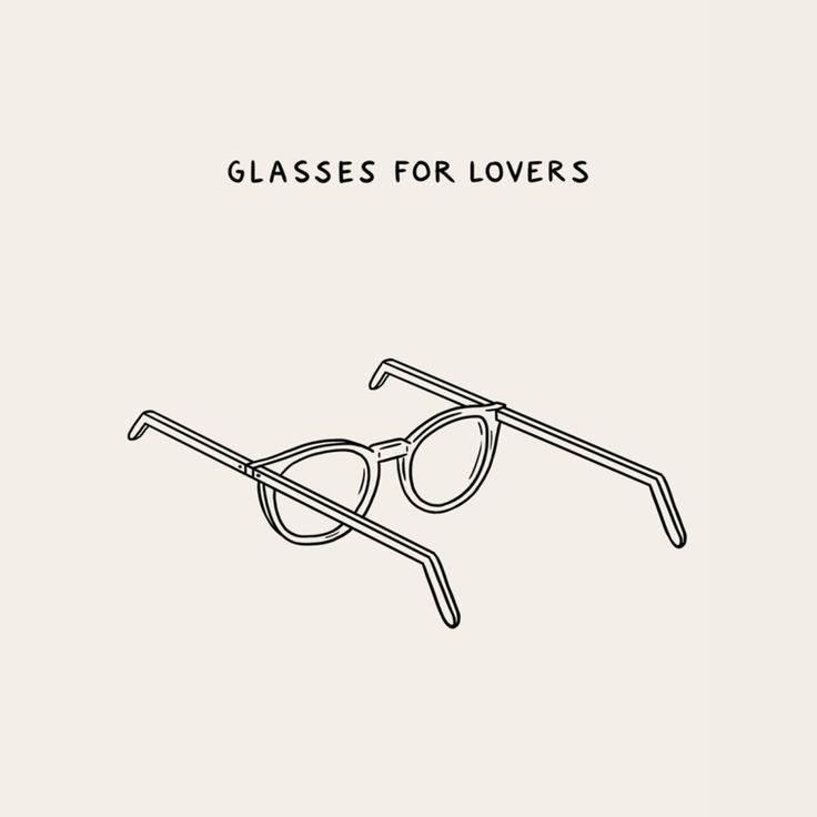 Glasses For LoversFrom #Matt Blease