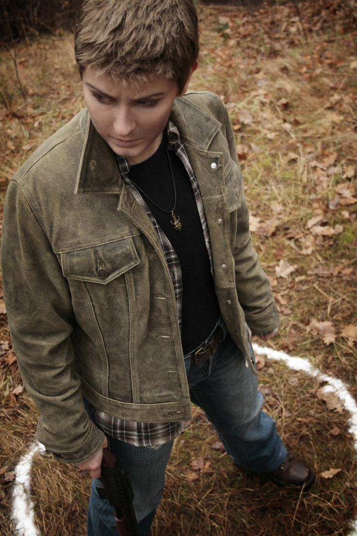 dean winchester cosplay supernatural