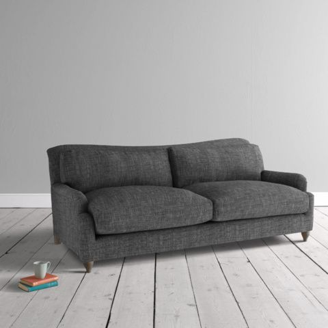 Feather Filled Comfy Sofa | Pavlova | Loaf