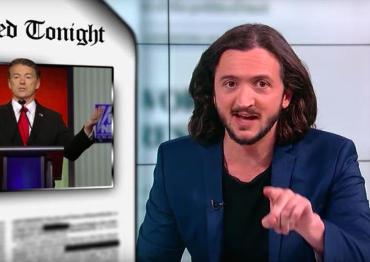Political Comedian Lee Camp: How to Create NPR's Propaganda