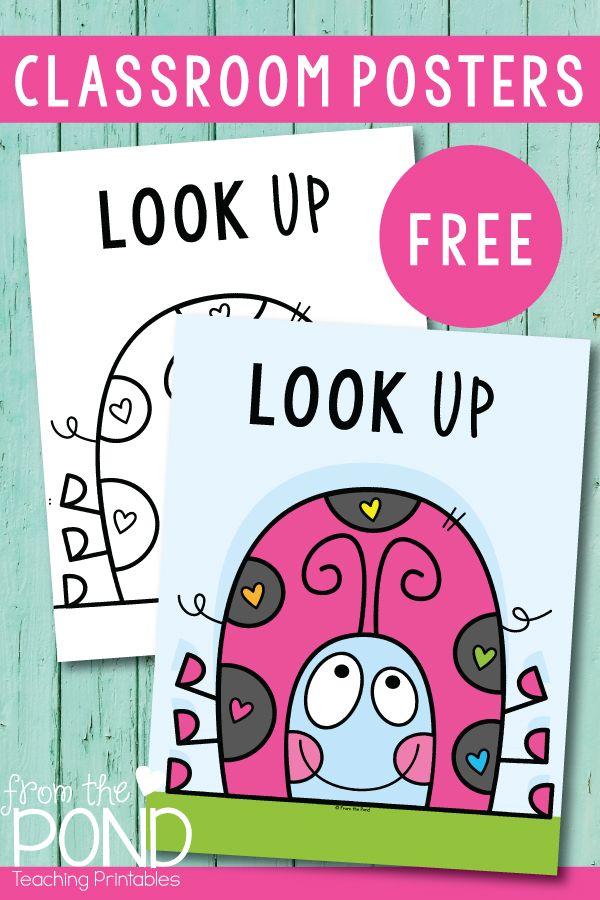 Free homeschool posters Useful