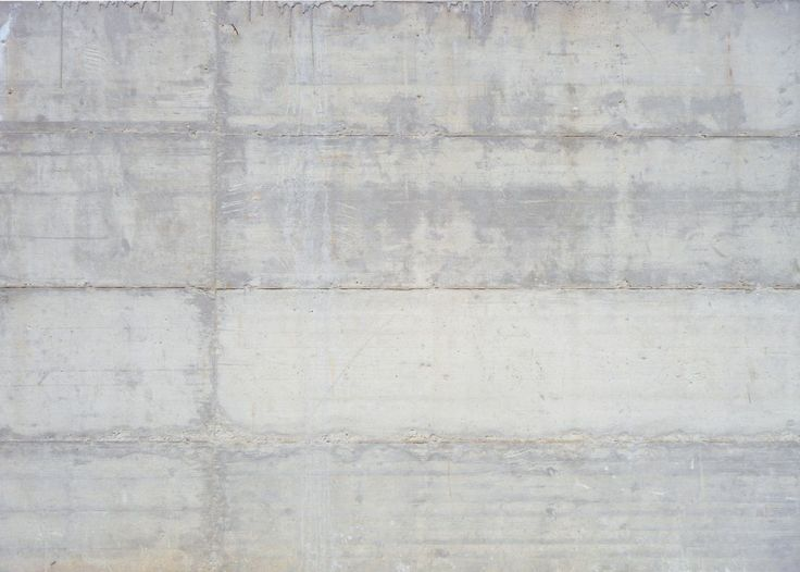 concrete wall clean