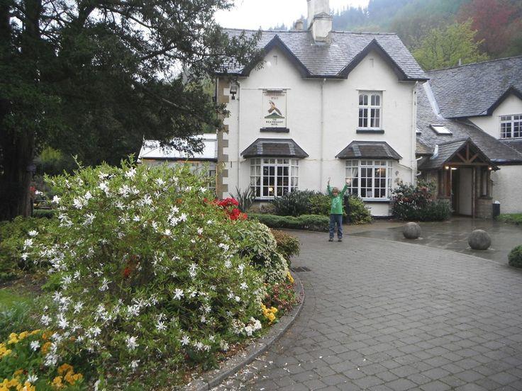 Wild Pheasant Hotel and Spa Llangollen Wales - Exploramum & Explorason
