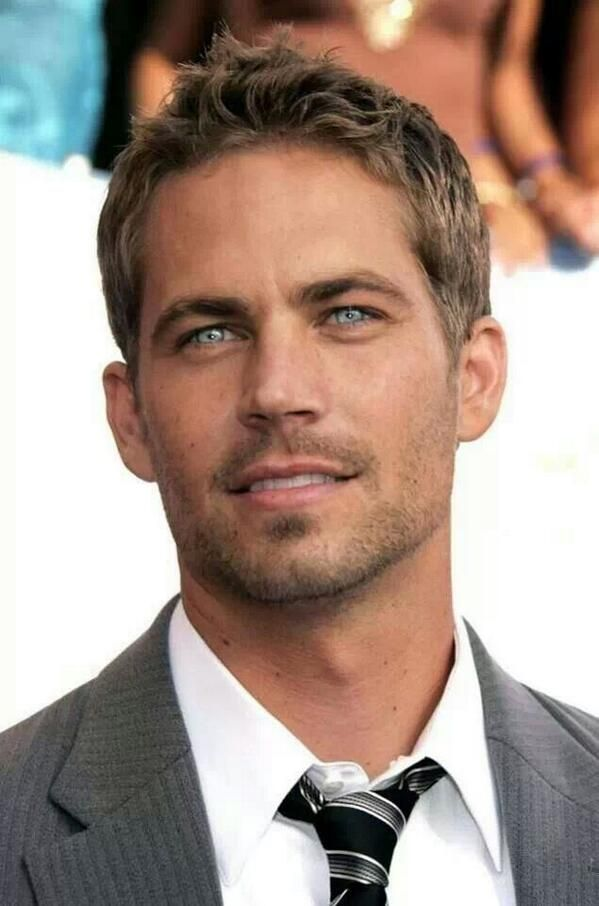 Paul Walker...those beautiful blue eyes, such a shame having to miss him. Ilysm ♥