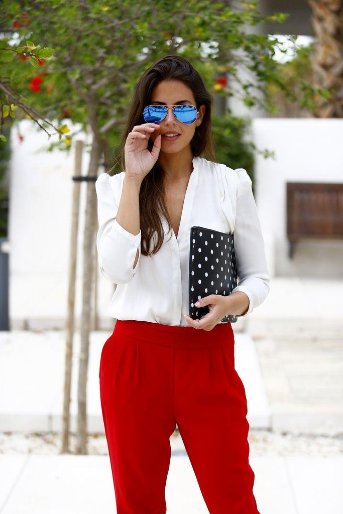 868c61dbd maxresdefault pantalones rojos mujer 2016