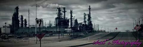 Phillips66/Conoco...refinery in Ponca City... taken by Ariel King....
