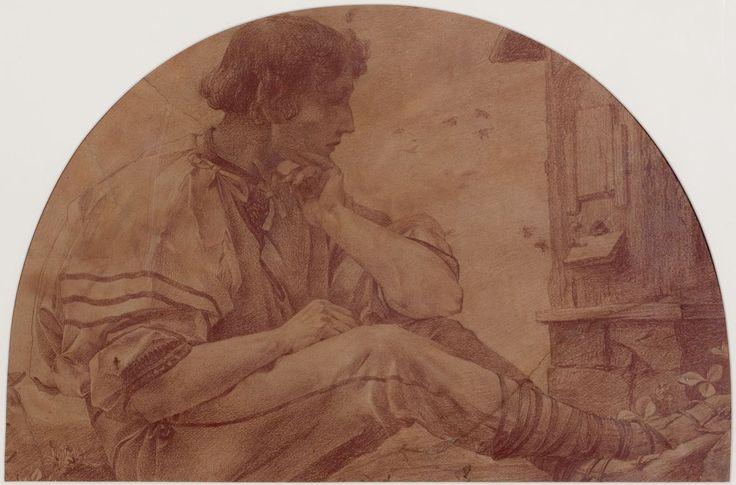 Karel Vítězslav Mašek - The beekeeper lunetta