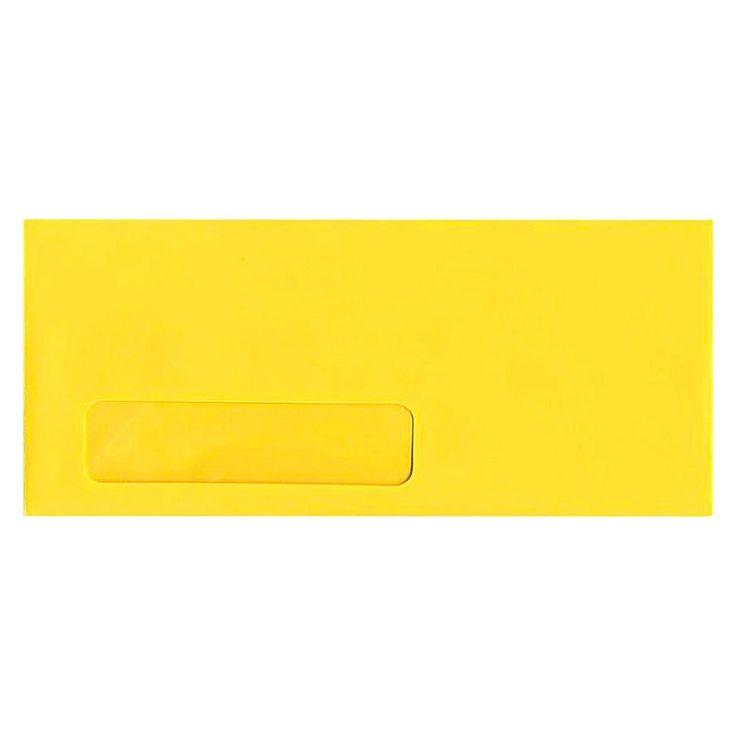 1000 ideas about window envelopes on pinterest for 10 window envelope
