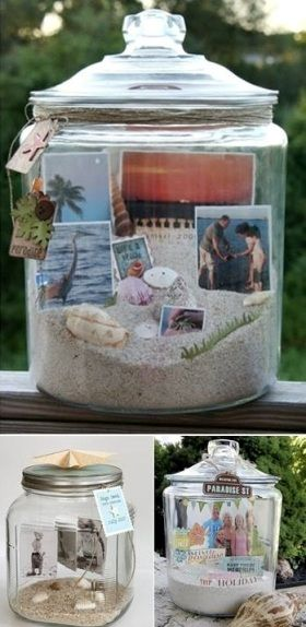 DIY Memories In A Jar