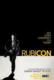 Rubicon Tv Series Episodes. Will Travers is an analyst at a New York City-based federal intelligence agency who is thrown into a story where nothing is as it appears to be.