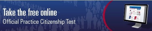 This free online Life in the UK / Citizenship test is presented in a format that closely resembles the official test. This tool can be used to practice /prepare for and to find out whether a candidate is ready to take the actual test.