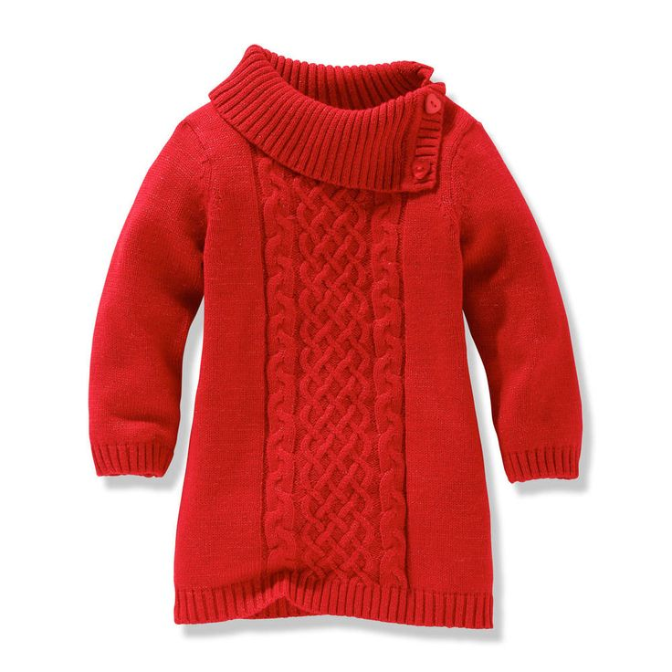 Toddler Girl Red Sweater Dress Baby Girl Items I Adore
