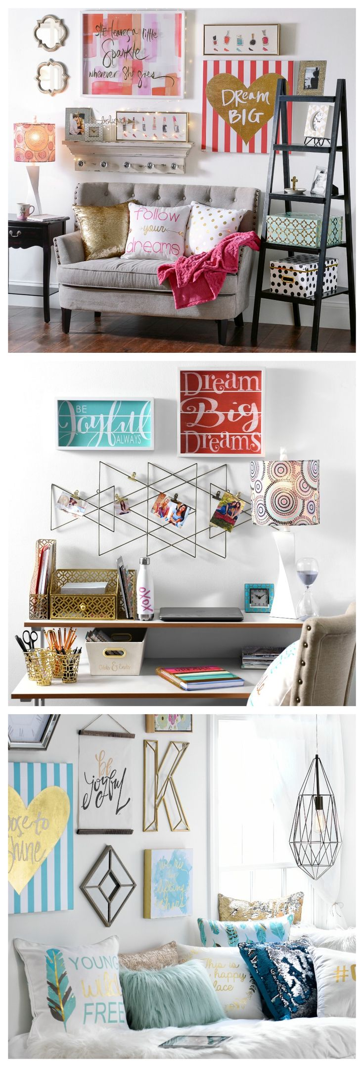5 Ways To Create The Dorm Room Of Your Dreams Part 63