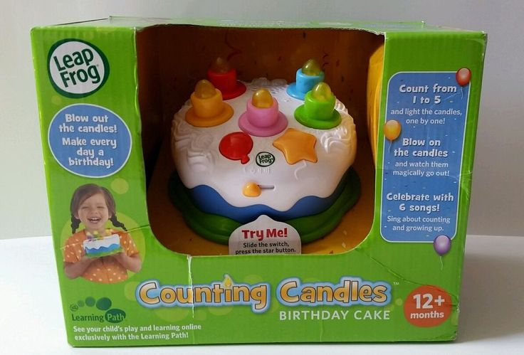 Leapfrog Birthday Cake Ebay