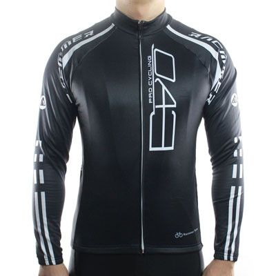 Racmmer 2017 Cycling Jersey Winter Long Bike Bicycle Thermal Fleece Ropa Roupa De Ciclismo Invierno Hombre Mtb Clothing #ZR-18