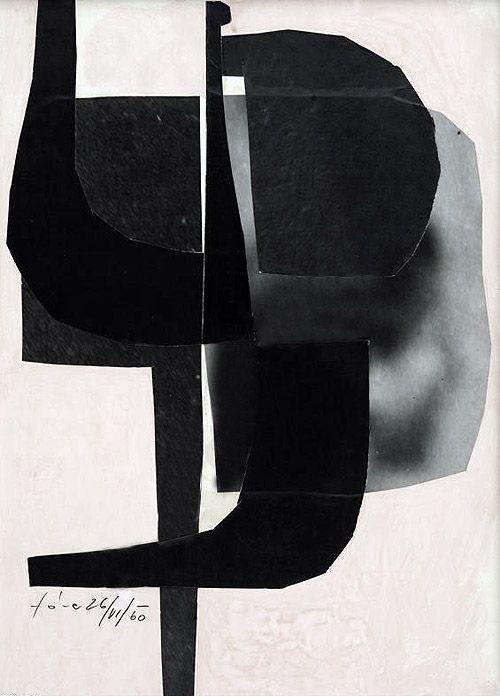 Libor Fára. Collage art