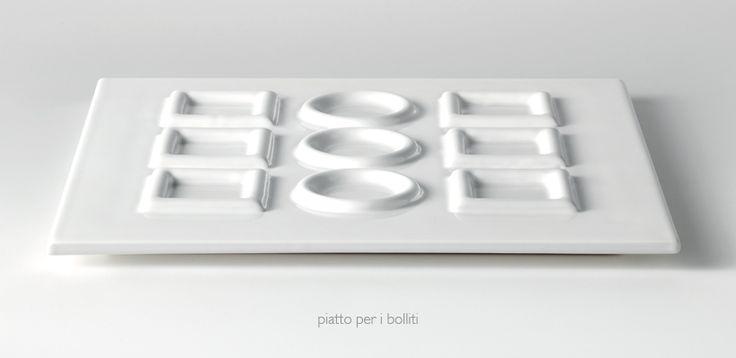 Piatto per i Bolliti: Un contenitore inconfondibile per una delle sue più distintive specialità; una cornice dalle origini antiche che caratterizza la sua rivitazione contemporanea.  #chef #bolliti #art #ceramica #design #foodporn