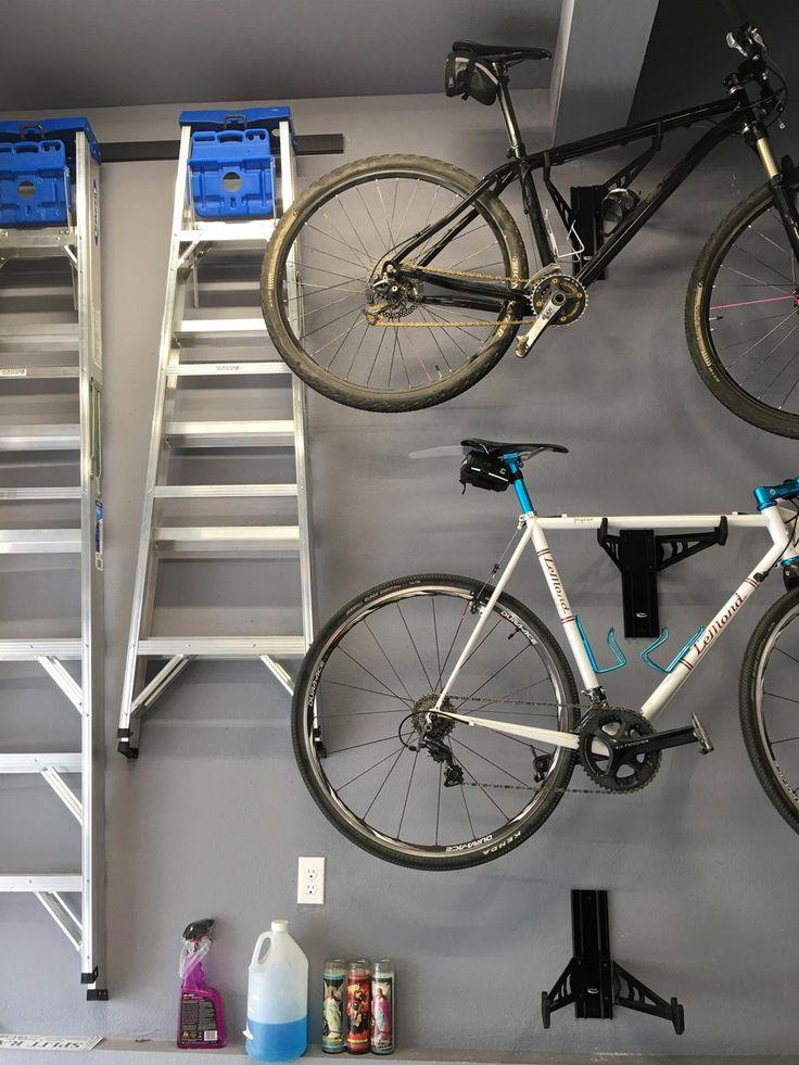 Best 25 garage bike storage ideas on pinterest garage 11 garage bike storage ideas solutioingenieria Images