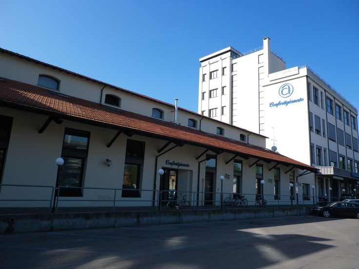 La nostra sede di Viale Oriani 1 a Forlì