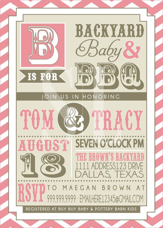 Coed baby shower perfect idea!