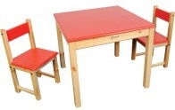 Perfect for young children to come home to finish any homework or do craft (suited up to 8 years), this Brightway Table is built tough and easily cleaned