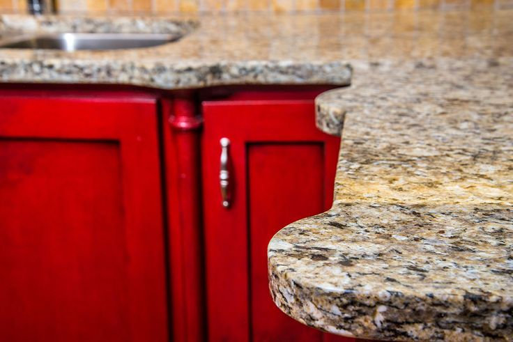 St. Cecelia Granite Kitchen Countertops