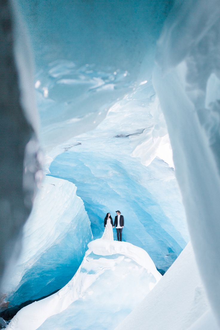 Canadian Rocky Mountain elopment wedding in Jasper, Alberta Canada. Heidrich Photography.