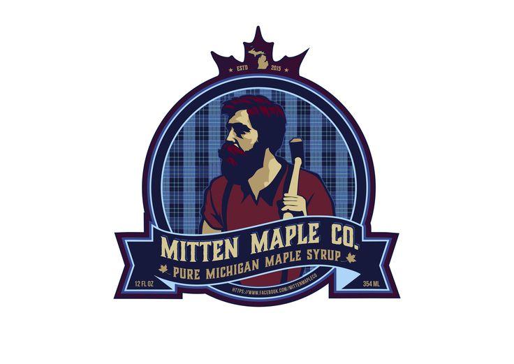 Mitten Maple Company logo