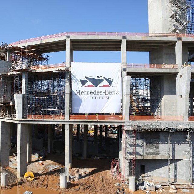 37 best images about mercedes benz stadium on pinterest for South atlanta mercedes benz dealership
