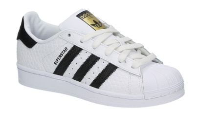 Adidas SUPERSTAR ANIMAL witte lage sneakers