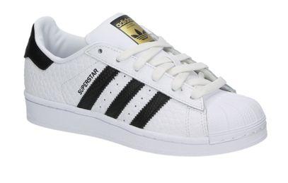 Adidas SUPERSTAR ANIMAL witte lage sneakers
