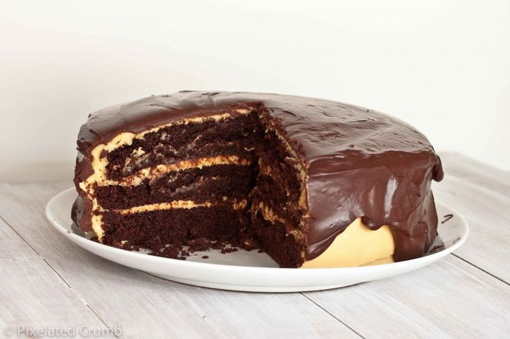 Another cake to try!: Food Group, Sour Cream, Chocolates Peanut Butter, Chocolates Cakes, Ultimate Chocolates, Glaze Recipes, Healthy Desserts, Peanut Butter Cakes, Birthday Cakes