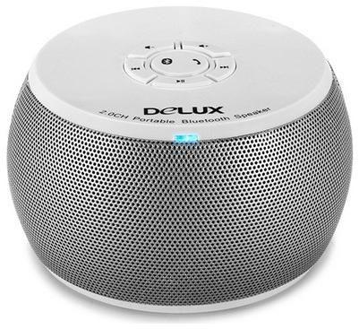 """Delux Колонки delux dls-q12bs  — 1343 руб. —  Колонки Delux DLS-Q12BS Портативная акустика с функцией """"Hands free"""" для мобильных устройств с технологией Bluetooth. Литий-ионная батарея на 1000 мАч, более 8 часов работы (при 80% уровня звука). Превосходное звучание, элегантный и компактный дизайн наполнит жизнь яркими моментами."""