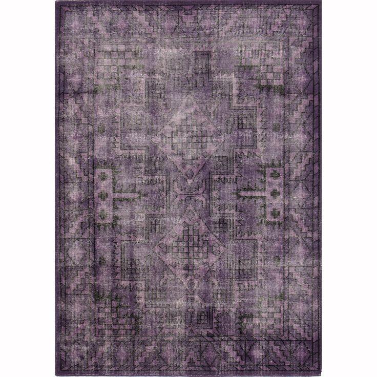 Sentimental, teppe, lilla /Linie Design