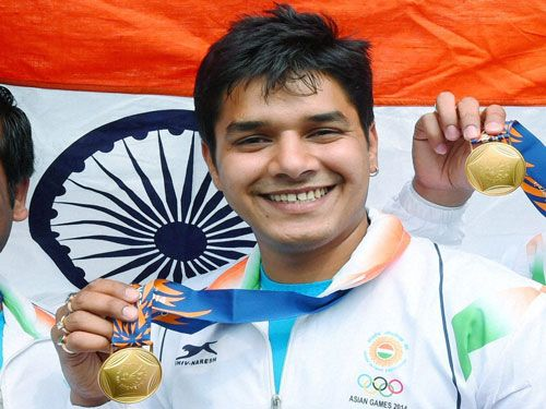 Abhishek Verma has Clinched gold medal made for India at Archery World Cup: - http://www.sharegk.com/curent-affairs/latest/abhishek-verma-has-clinched-gold-medal-made-for-india-at-archery-world-cup/ #gk #GeneralKnowledge #Quiz #Awareness #InterviewQuestion  #EntranceExam #OnlineTest #Aptitude #BankExam #GovtExam