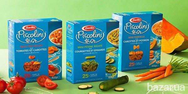Макароны Barilla Piccolini детские с овощами - это классическая итальянская серия продуктов, которая специально разработана для детей. Каждый...