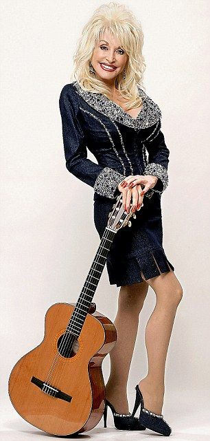 Larger than life: Queen of Country Dolly Parton. But while Dolly loves the limelight, her ...