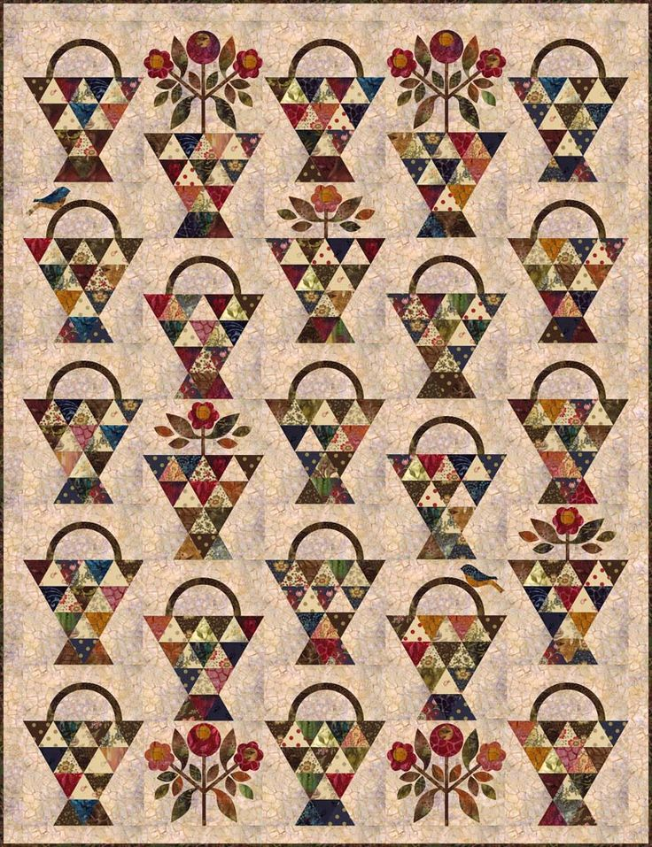 23 best images about basket quilts on Pinterest : quilting basket - Adamdwight.com