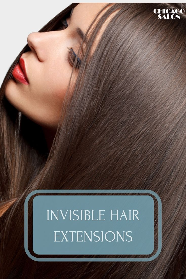 What do you know about invisible hair extensions or skin wefts? #hair #hairtips #hairextensions #beauty #hairstyle #chicagohairextensionssalon