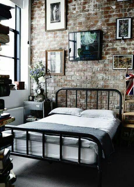 Urban bedroom