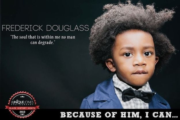 15 Adorable Kids Pose As Iconic Figures In BlackHistory