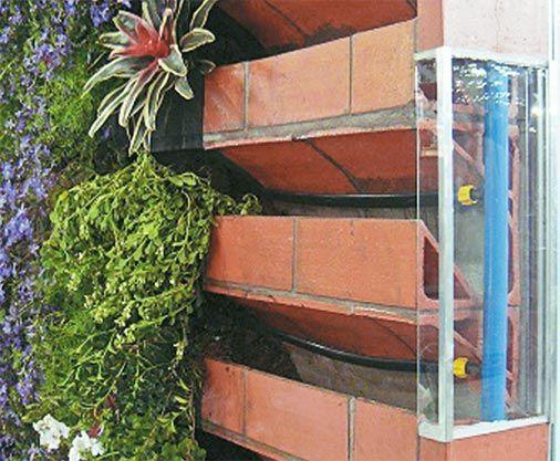Pendure o jardim: aprenda a criar uma parede verde - Casa