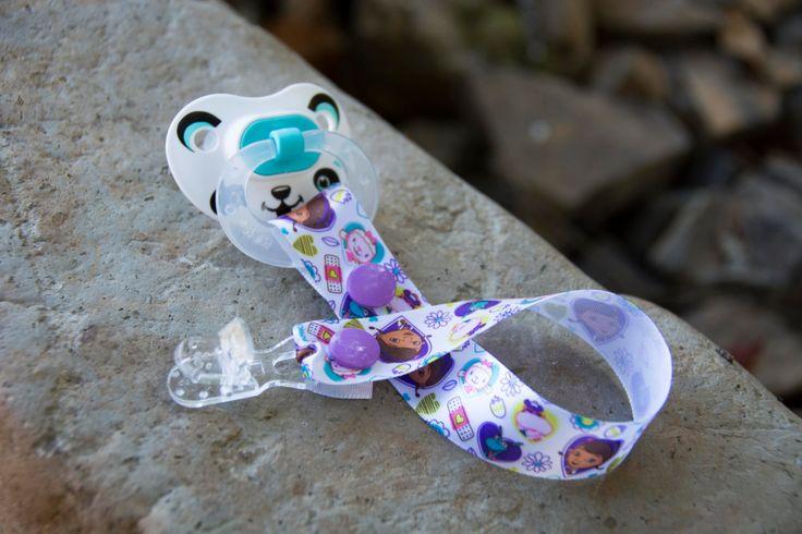 Disney Jr, Doc McStuffins Pacifier Clip