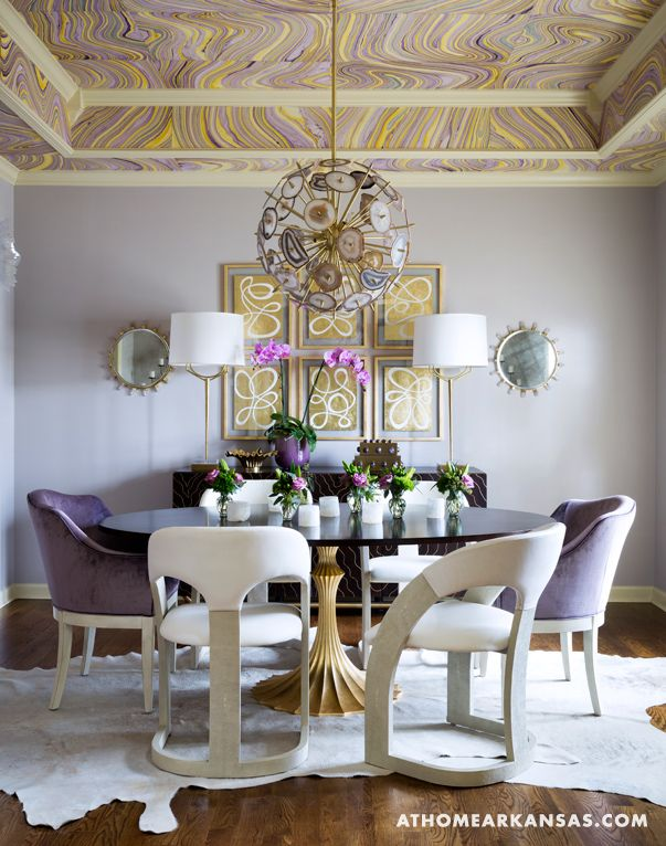 320 best Dining Rooms images on Pinterest | Dining room, Dining ...