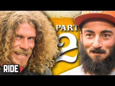 ▶ Nick Boserio & Tommy Sandoval: Skating Naked & Tommy Bunz! Weekend Buzz ep. 78 pt. 2 - YouTube