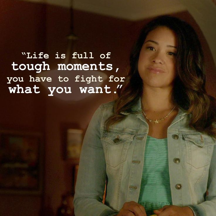 Strive to be like Jane! #MotivationMonday #JaneTheVirgin