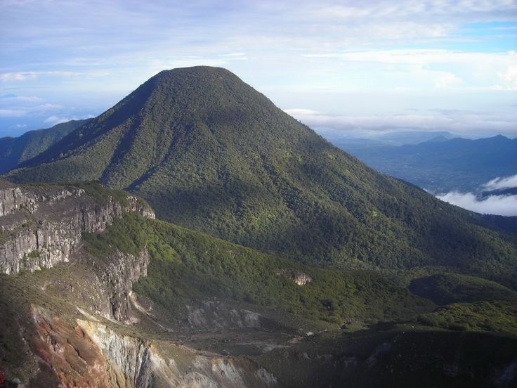 gede pangrango mountain - Google zoeken