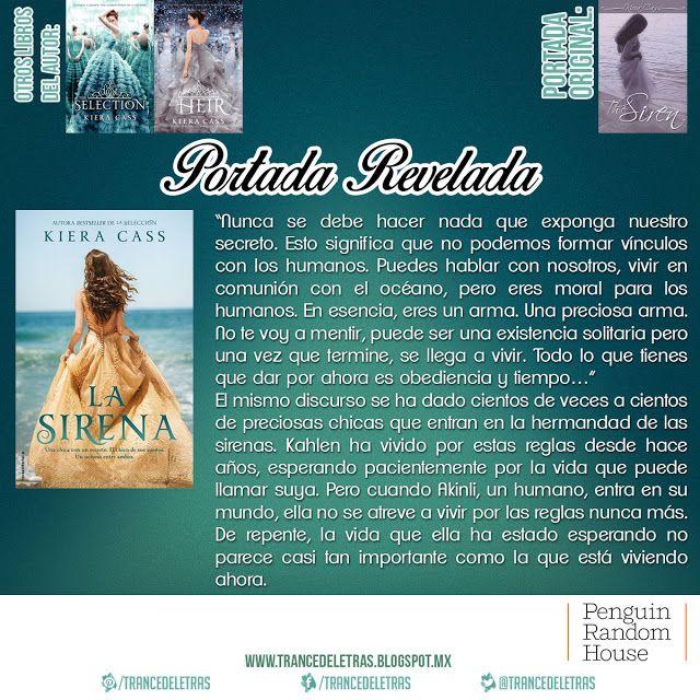"""""""La Sirena"""" de Kiera Cass"""