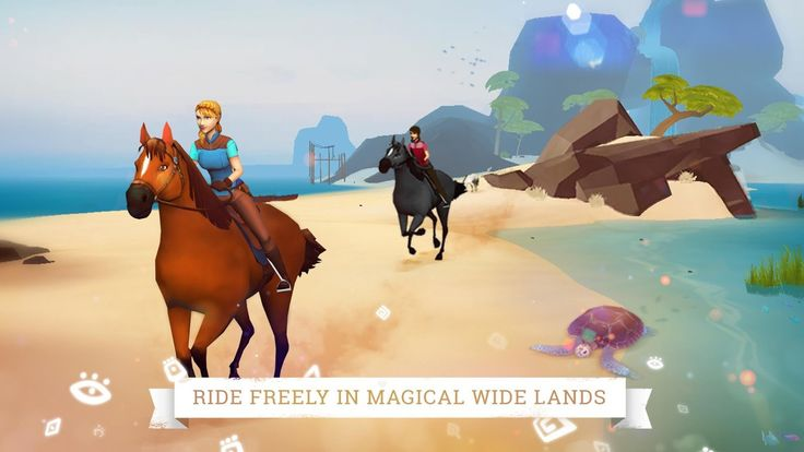 Скачать #Horse Adventure: Tale of Etria на Андроид https://bumdroid.ru/horse-adventure-tale-of-etria/