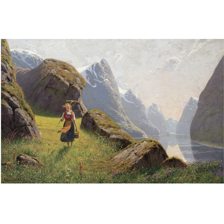 dahl, ha ||| 19th century european paintings ||| sotheby's l08104lot3nqfsen